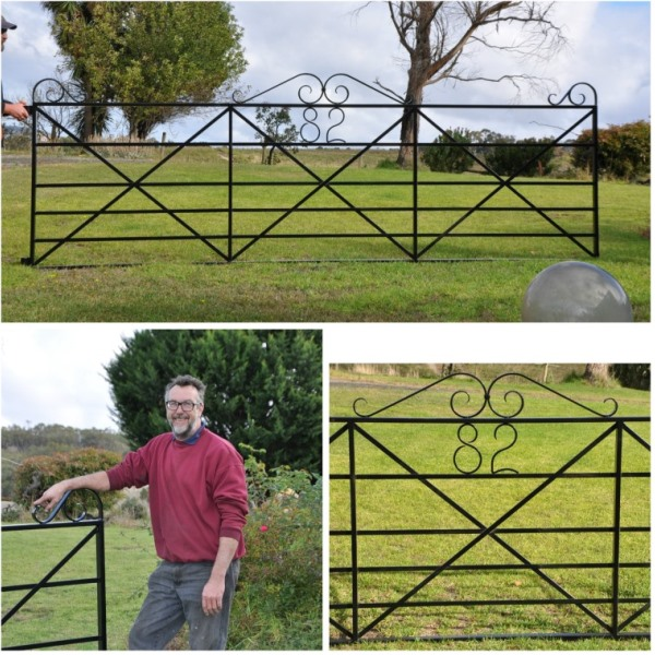 Heritage style country gates | Farmweld