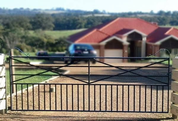 Heritage Style Country Gates Farmweld