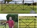 Custom heritage style gate