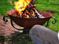 750mm fire bowl