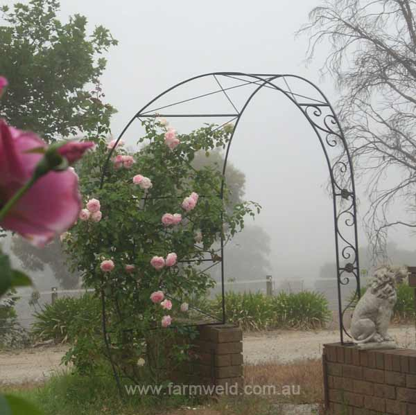 Garden Arches Amp Rose Arbours Farmweld
