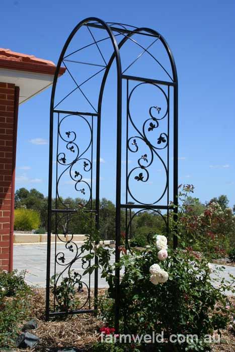 Garden Arches & Rose Arbours