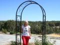Brigadoon, WA garden arch