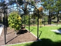 Garden arbour Hahndorf end view