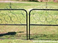 Cyclone heritage gate reproduction
