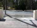 Rowland Flat, Barossa heritage wire mesh gate