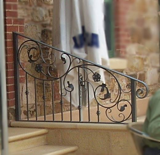 Wrought Iron Fencing Amp Balustrades Farmweld Adelaide
