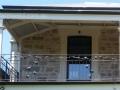 North Adelaide ivy balustrade detail