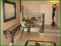 Console table & balustrade