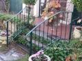 Handrail on Villa