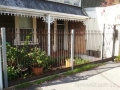 Adelaide Terrace House Rustic Fence