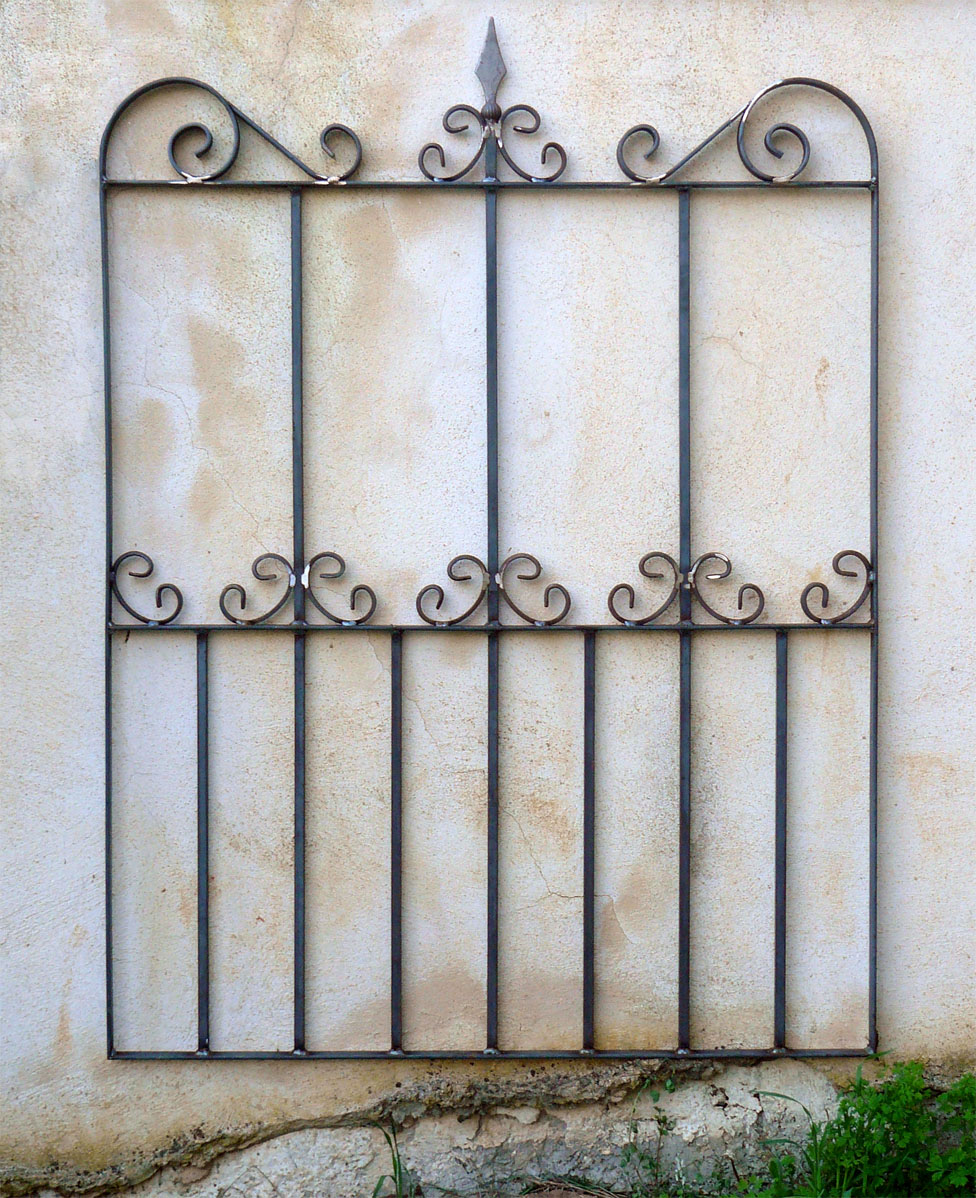 wrought iron gates farmweld. Black Bedroom Furniture Sets. Home Design Ideas