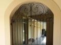 Portico doors