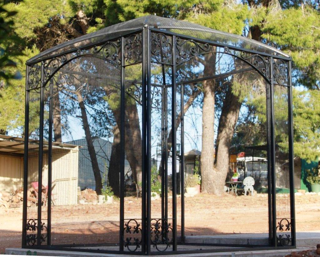 Metal Wrought Iron Gazebos Farmweld
